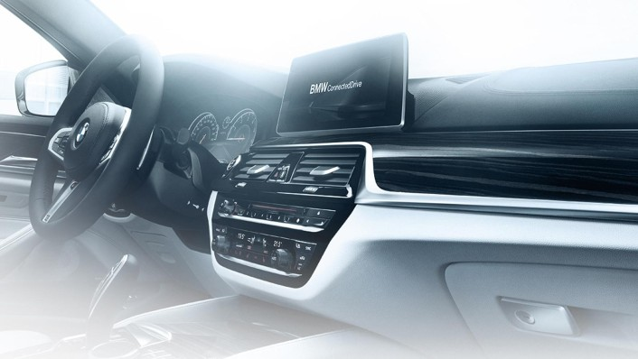 BMW 5-Series-Sedan 2020 Interior 003