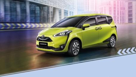 2021 Toyota Sienta 1.5L G ราคารถ, รีวิว, สเปค, รูปภาพรถในประเทศไทย | AutoFun