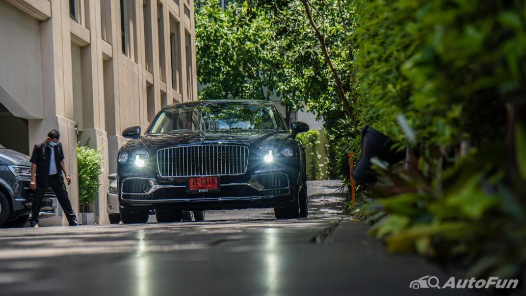 2020 Bentley Flying Spur 6.0L W12 Exterior 065