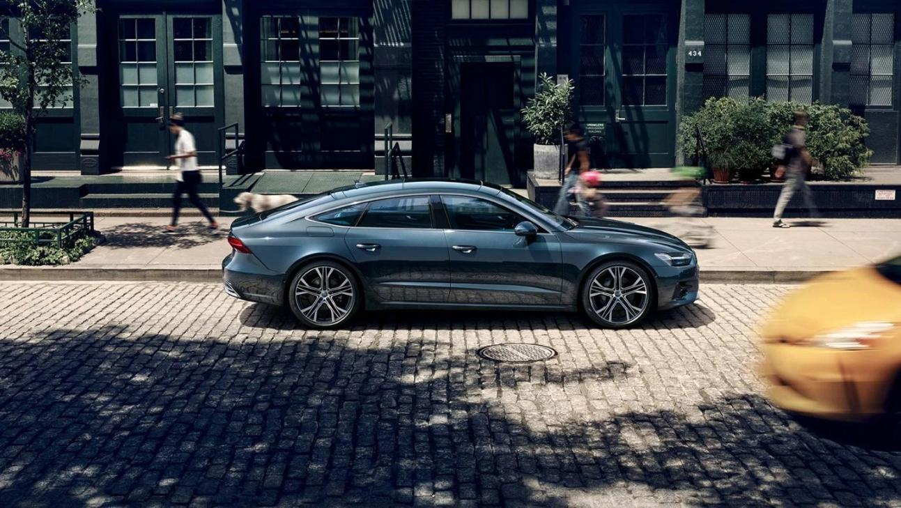 Audi A7 Sportback 2020 Exterior 013