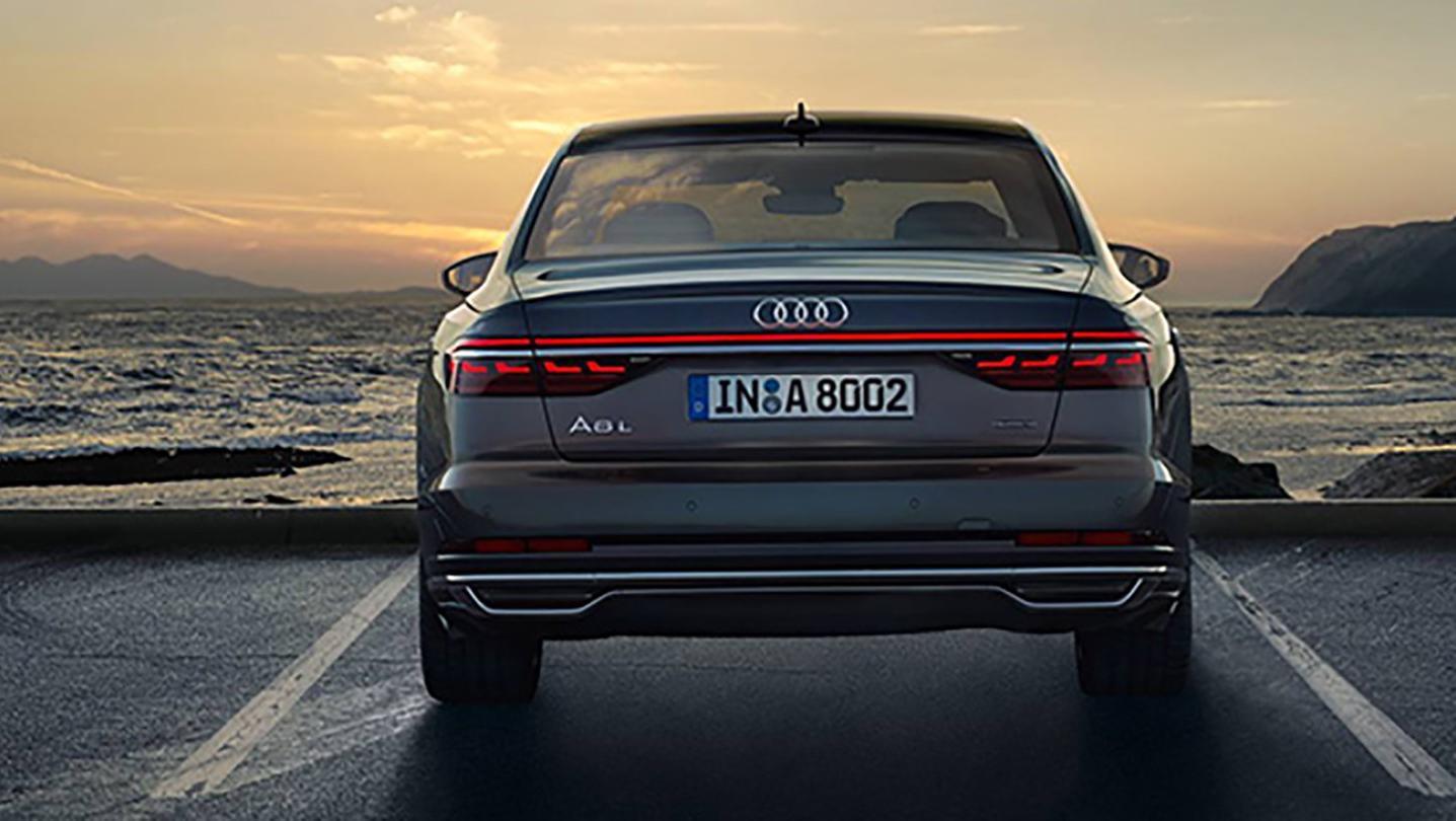 Audi A4 Avant 2020 Exterior 003