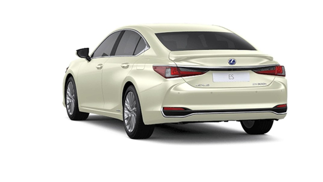Lexus ES 2020 Exterior 010
