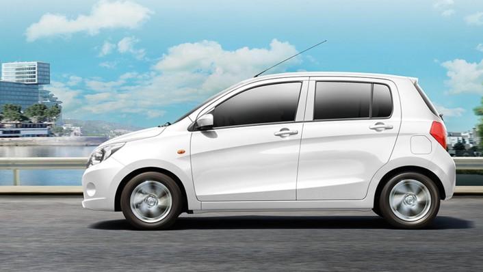 Suzuki Celerio 2020 Exterior 008