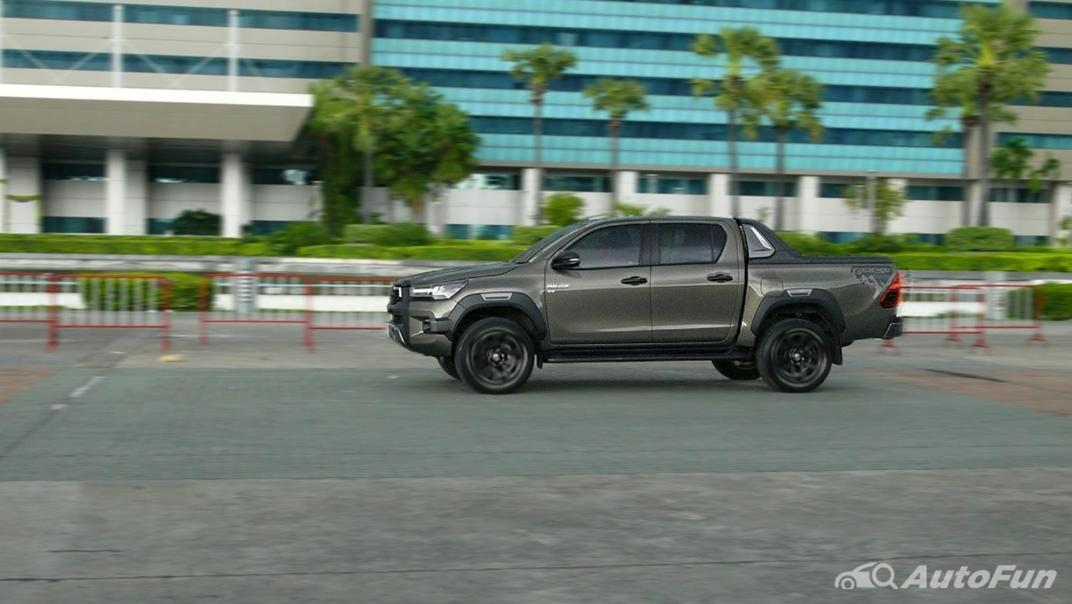 2020 Toyota Hilux Revo Double Cab 4x4 2.8High AT Exterior 011