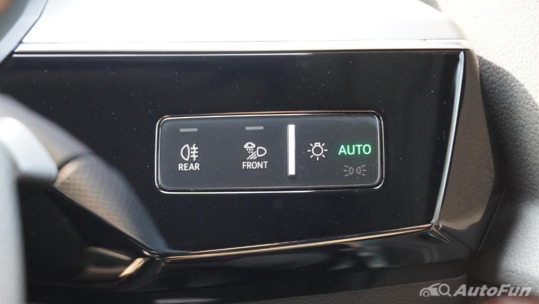 2020 Audi E Tron Sportback 55 quattro S line Interior 019