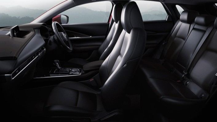 Mazda CX-30 2020 Interior 005