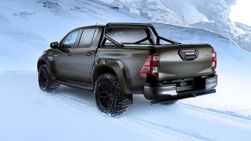 พาชม Toyota Hilux AT3 อัพเกรดกระบะออฟโรด ฟาดกับ Ford Ranger Raptor ได้เลย 02