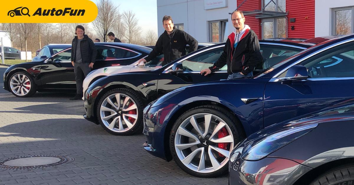 เจ้าของรีวิวเอง Tesla Model 3 ข้อดีมาก ข้อเสียก็มีด้วย โดยรวมน่าใช้ แต่เสียดายที่เมืองไทยขายแพง 01