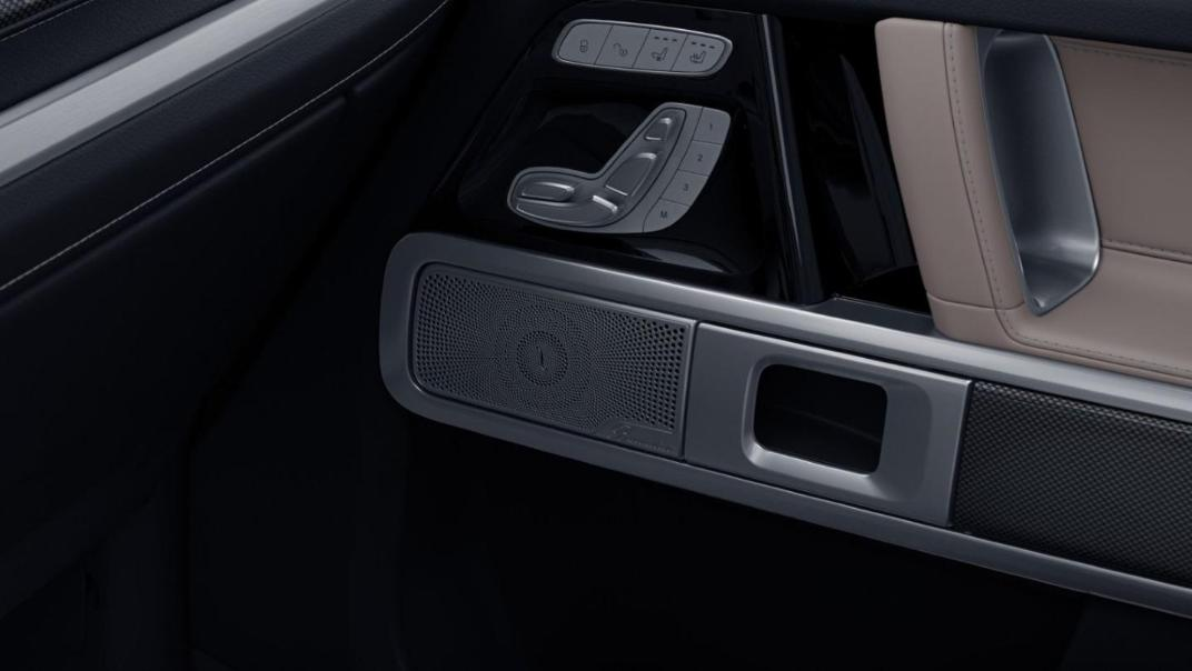 Mercedes-Benz G-Class Public 2020 Interior 009