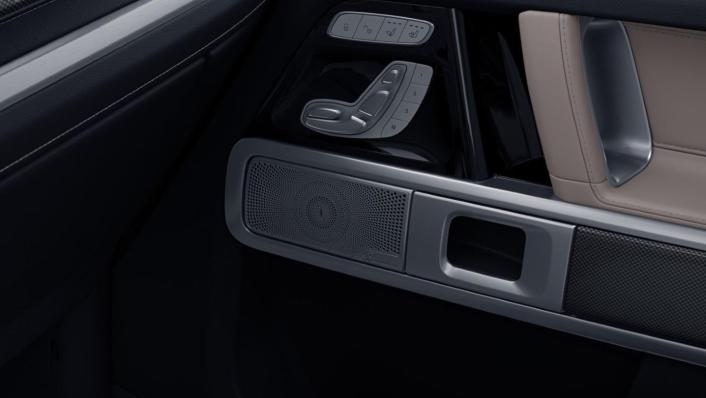 Mercedes-Benz G-Class 2020 Interior 009