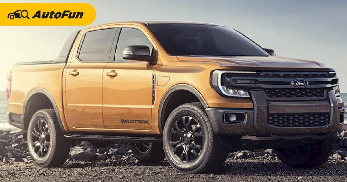 2021 Ford Ranger เจนเนอเรชั่นใหม่กับทุกเรื่องที่ควรรู้ก่อนเปิดตัวต้นเดือนพฤศจิกายนนี้ 01