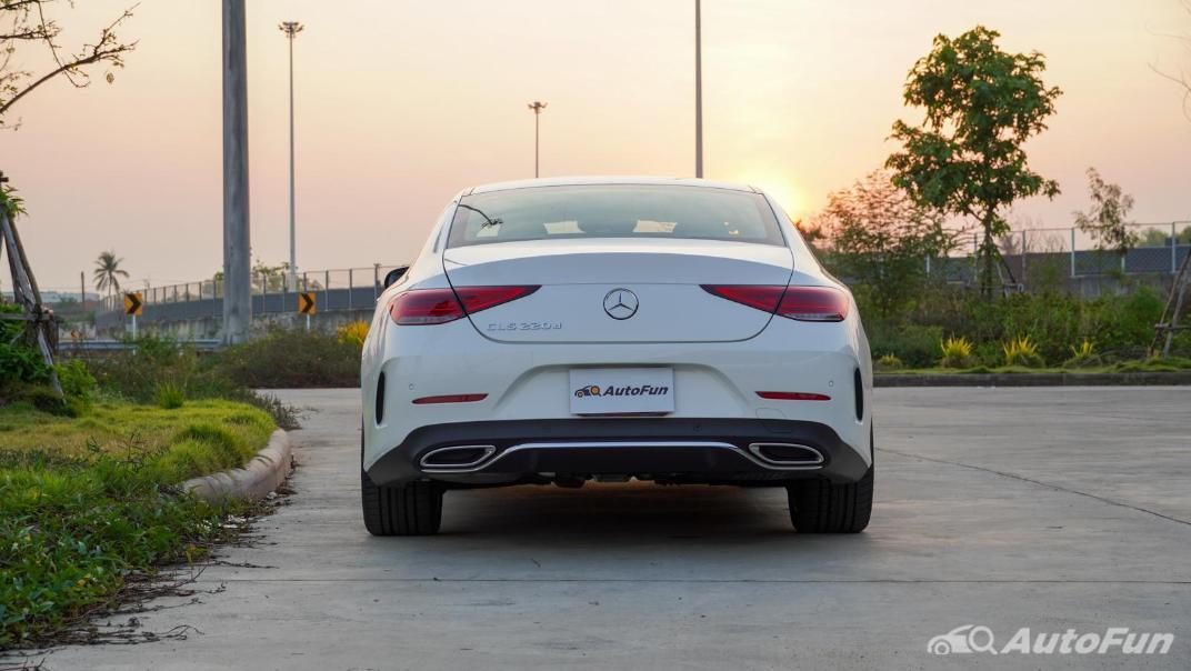 2021 Mercedes-Benz CLS 220 d AMG Premium Exterior 006
