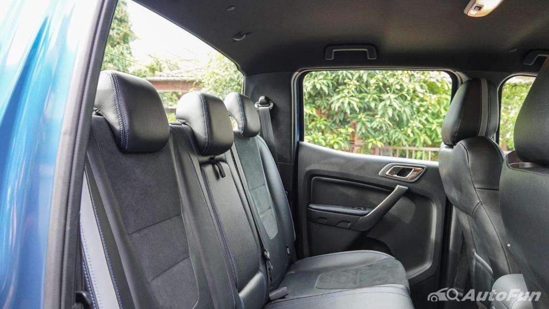 Ford Ranger Raptor 2.0L EcoBlue Interior 055