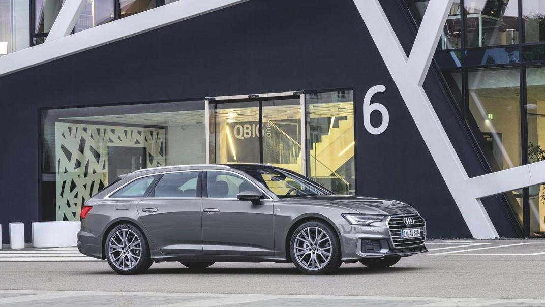 Audi A6 Avant Public 2020 Exterior 003