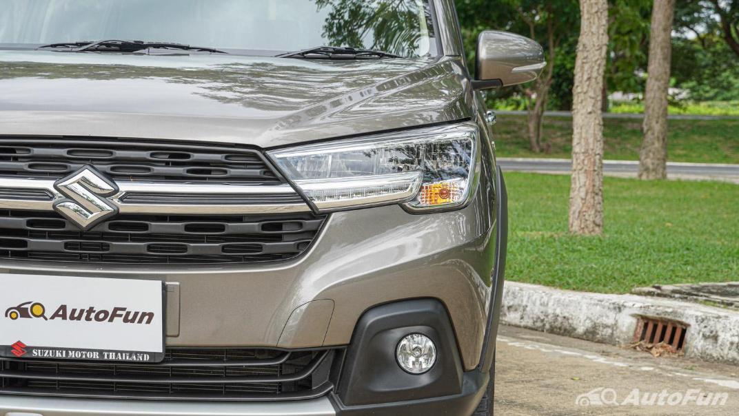 2020 1.5 Suzuki XL7 GLX Exterior 014