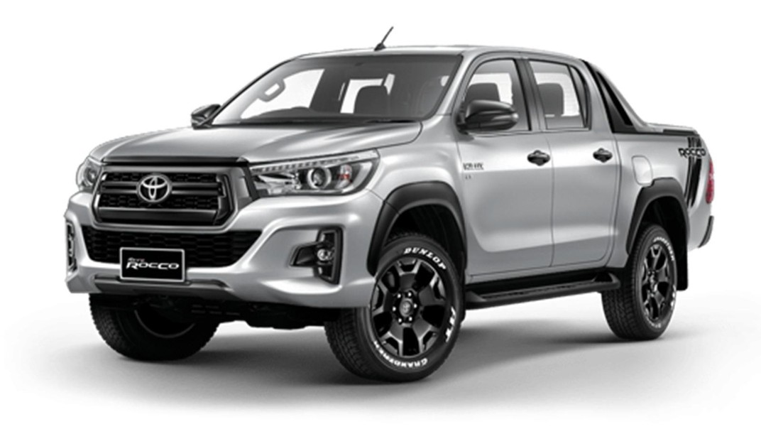Toyota Hilux Revo Double Cab Public 2020 Others 009