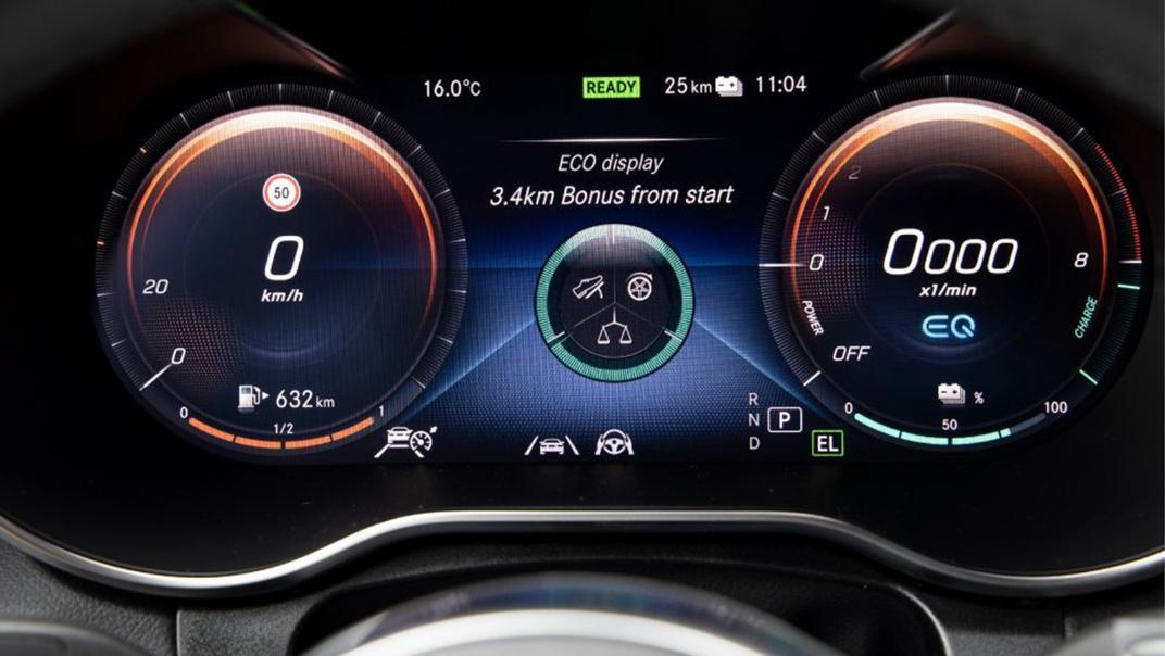 Mercedes-Benz GLC-Class 2020 Interior 010