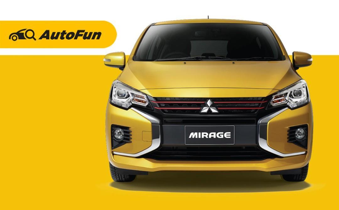 Mitsubishi Mirage มิตซูบิชิ มิราจ