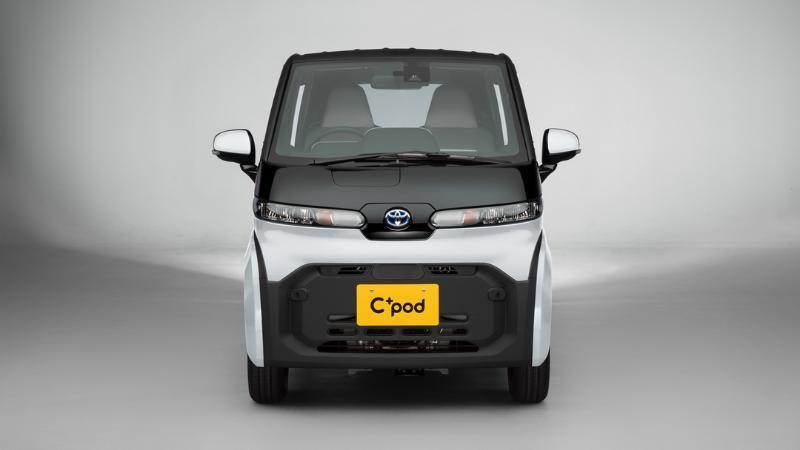 เปิดตัว Toyota C+pod รถไฟฟ้าขนาดเล็ก ใครบอกว่า Toyota ไม่ทันโลกรถไฟฟ้า? 02