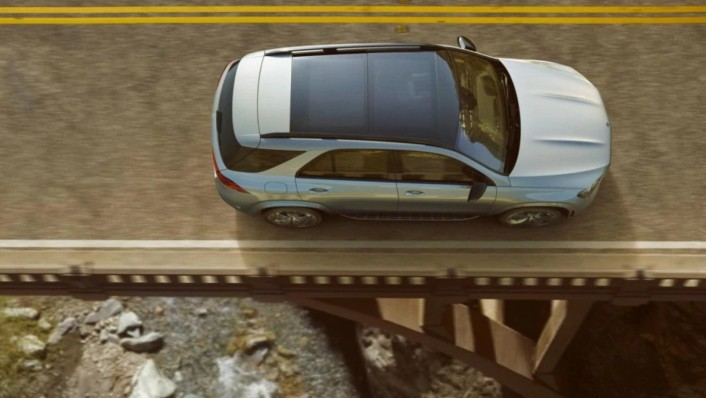Mercedes-Benz GLE-Class 2020 Exterior 002