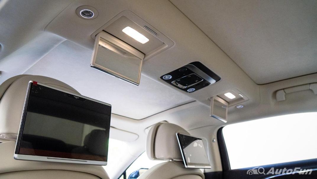 2020 Bentley Flying Spur 6.0L W12 Interior 057