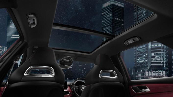 MG HS 2020 Interior 002