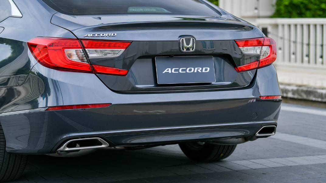 2021 Honda Accord 1.5 Turbo EL Exterior 022