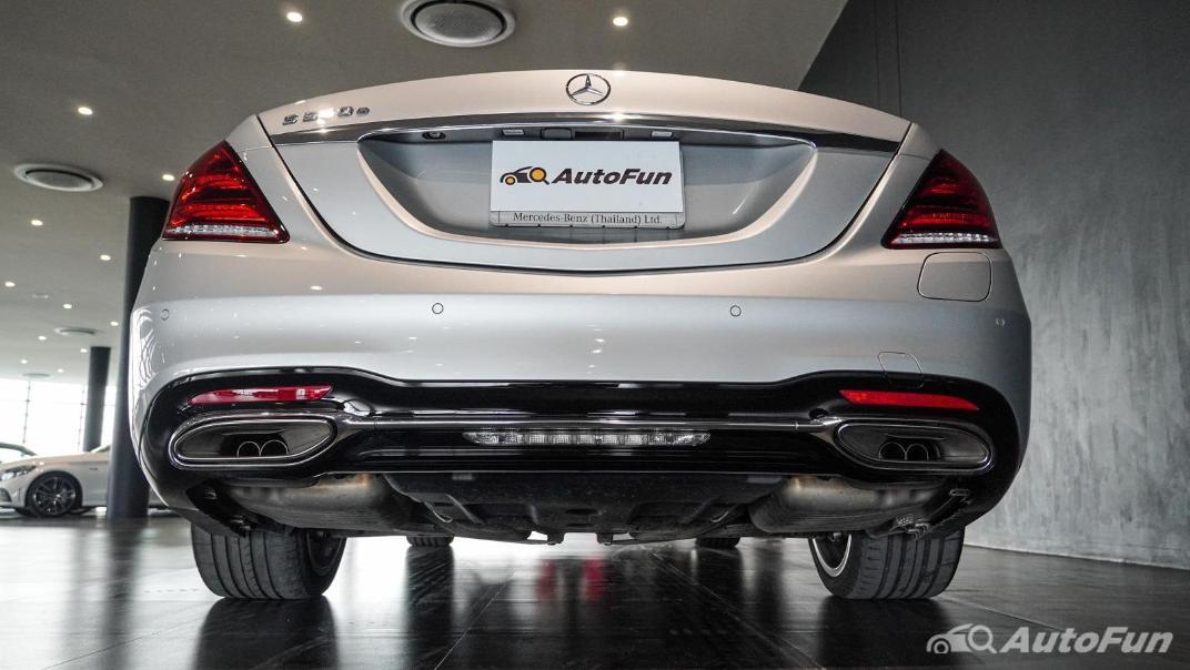 Mercedes-Benz S-Class S 560 e AMG Premium Exterior 020