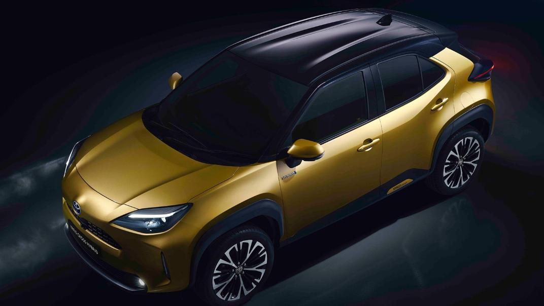 2020 Toyota Yaris Cross International Version Exterior 013