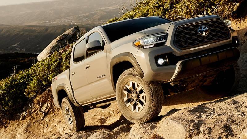 2024 Toyota Hilux Revo ใหม่ใช้แพลตฟอร์มเดียวกับ Tacoma อาจมีหน้าตาแบบนี้! 02