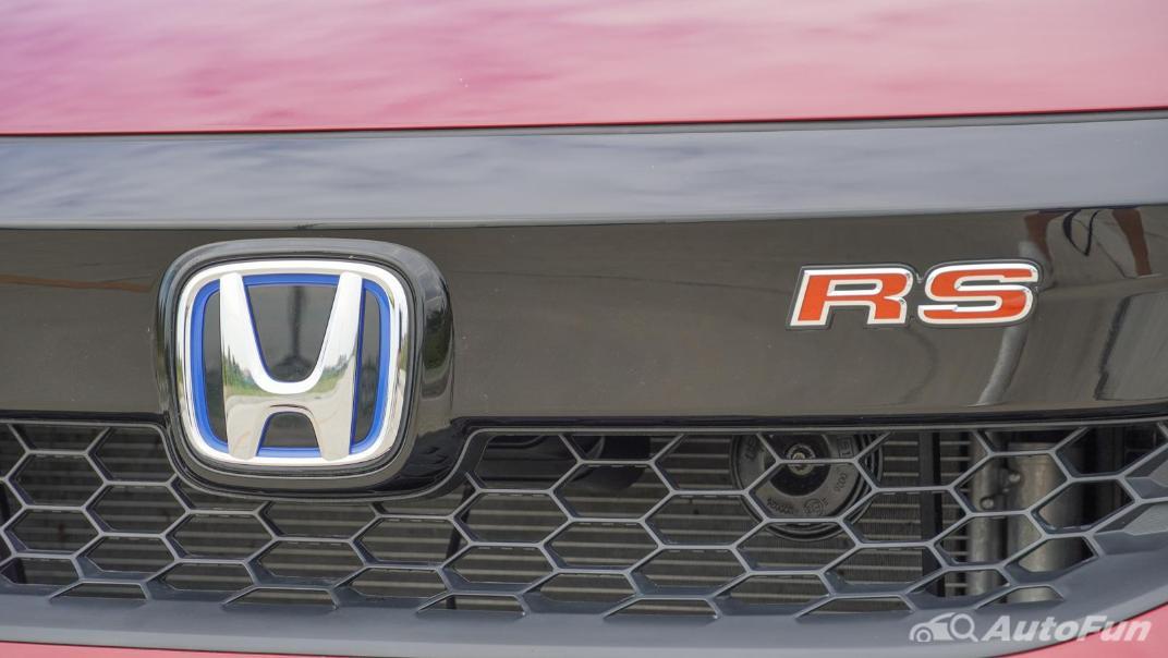 2021 Honda City e:HEV RS Exterior 020