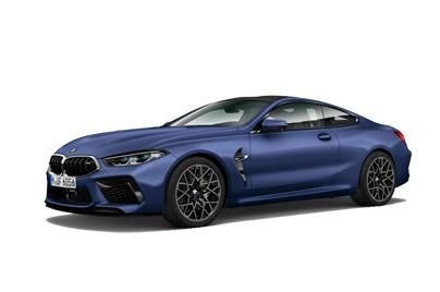 2020 BMW M8 4.4 Competition