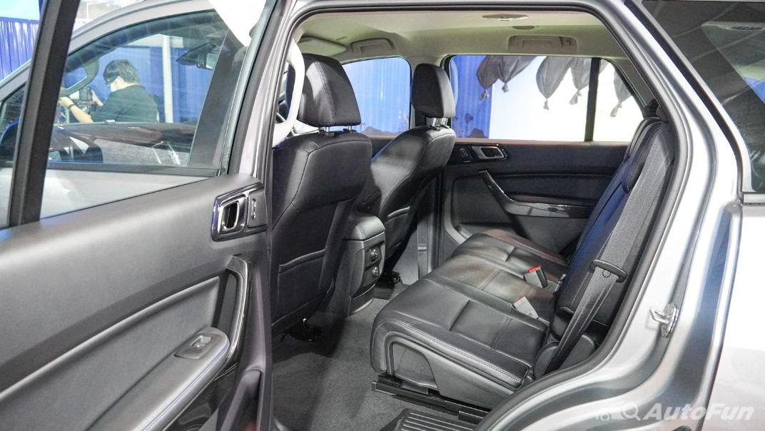 2021 Ford Everest Titanium+ Interior 023