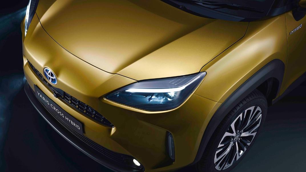 2020 Toyota Yaris Cross International Version Exterior 015