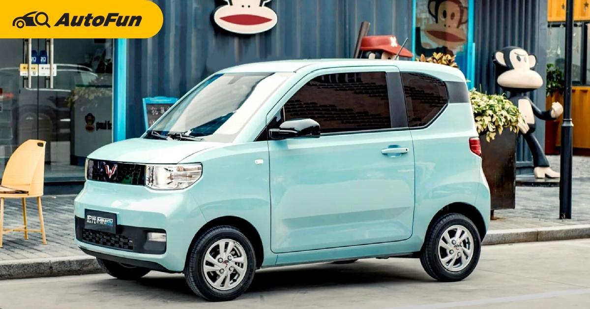 2021 Wuling Mini EV ขายไทยแล้วราคา 369,000 บาท ขายดีอันดับ 1 ในจีน แต่ไม่เหมาะกับคนไทย 01