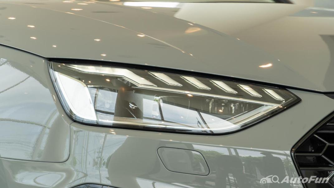 2020 Audi A4 Avant 2.0 45 TFSI Quattro S Line Black Edition Exterior 071