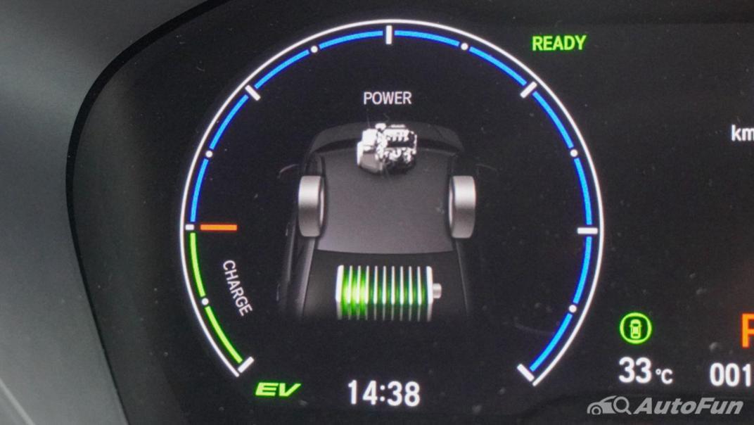 2021 Honda City e:HEV RS Interior 005