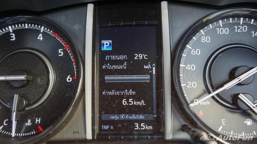 2020 Toyota Fortuner 2.8 Legender 4WD Interior 008