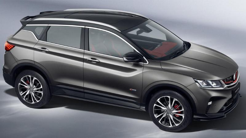 2020 Proton X50 ว่าที่ผู้นำตลาดรถเอสยูวีขนาดเล็กในเมืองไทย? 02