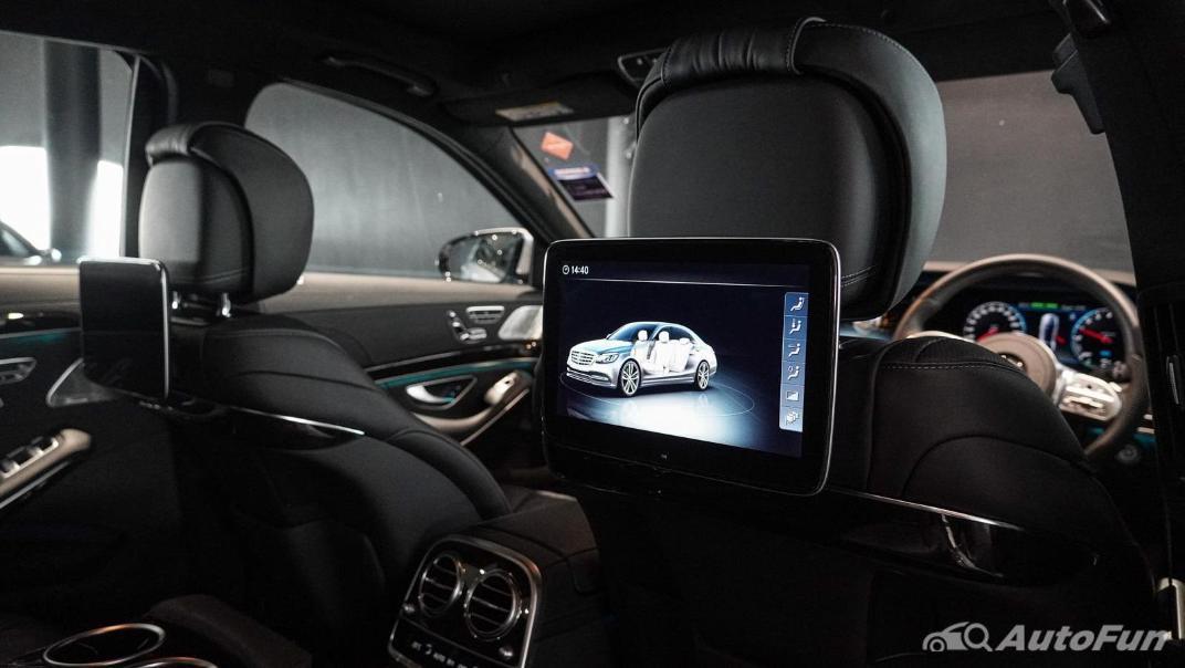 Mercedes-Benz S-Class S 560 e AMG Premium Interior 060