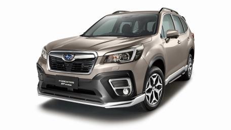 2021 Subaru Forester 2.0i-L ES GT Lite ราคารถ, รีวิว, สเปค, รูปภาพรถในประเทศไทย   AutoFun