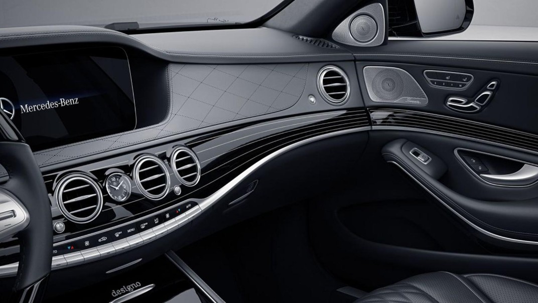 Mercedes-Benz Maybach S-Class 2020 Interior 002