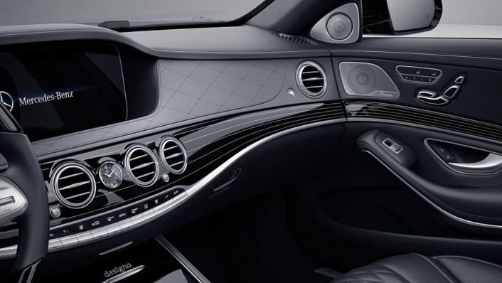 Mercedes-Benz Maybach S-Class 2020 Interior 002