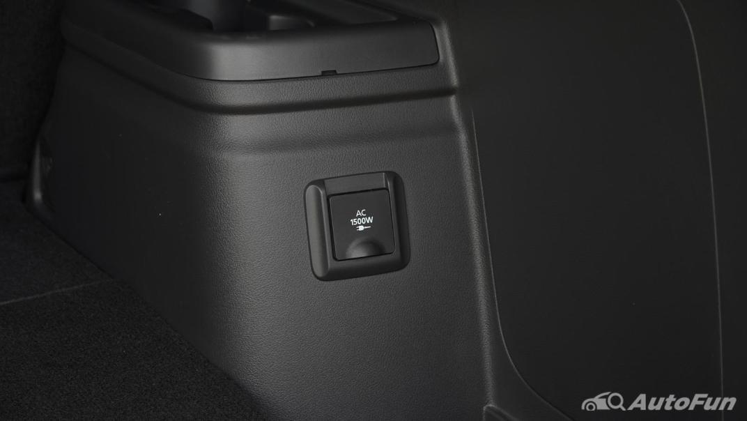 2021 Mitsubishi Outlander PHEV GT-Premium Interior 058