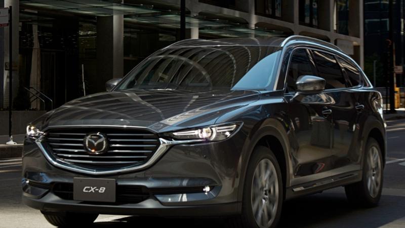 Mazda CX-8 ลด 200,000 เหลือผ่อนเท่าไหร่ คุ้มค่ามั้ย 02