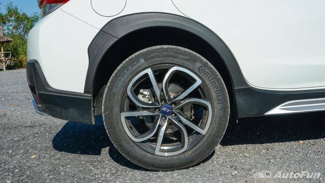 2019 Subaru XV GT Edition Exterior 039