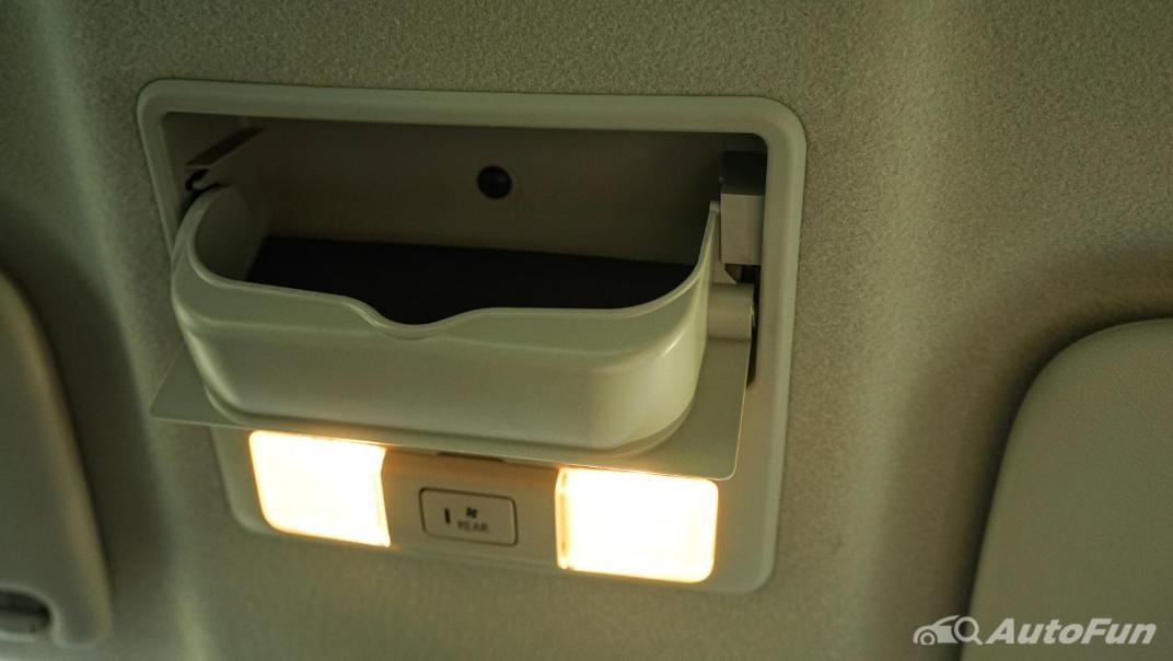 2020 Mitsubishi Triton Double Cab 4WD 2.4 GT Premium 6AT Interior 037