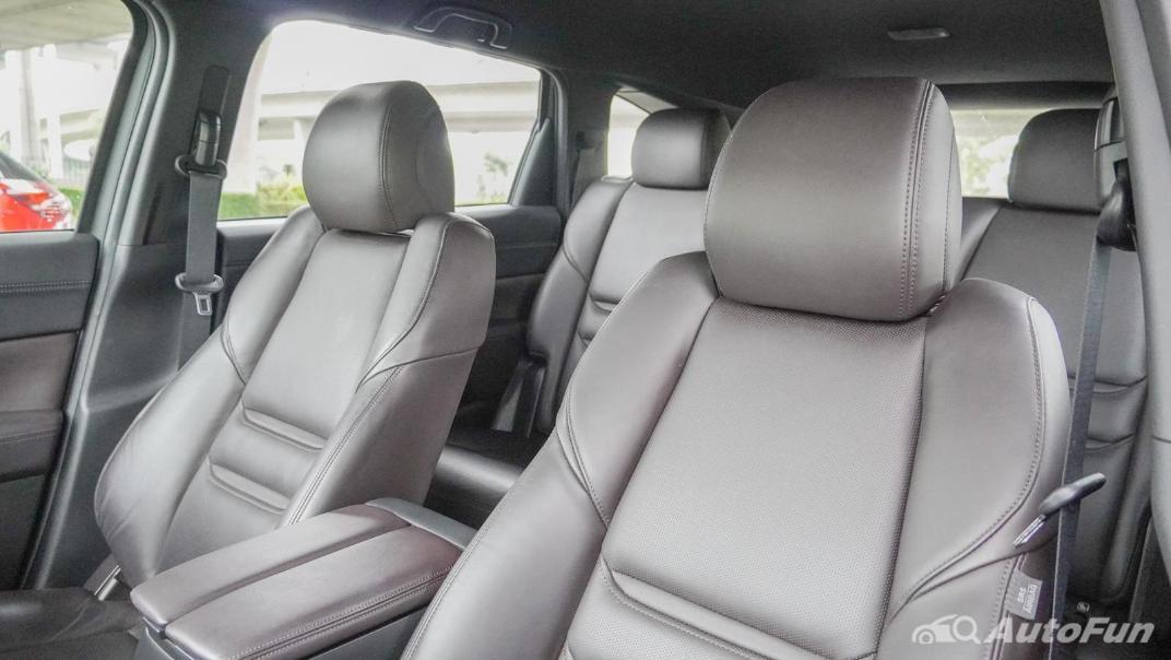 2020 2.5 Mazda CX-8 Skyactiv-G SP Interior 038