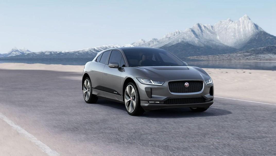 Jaguar I-Pace Public 2020 Exterior 003