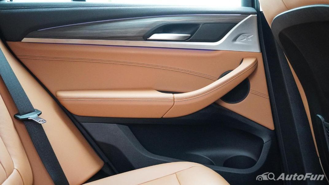 2020 2.0 BMW X3 xDrive20d M Sport Interior 070